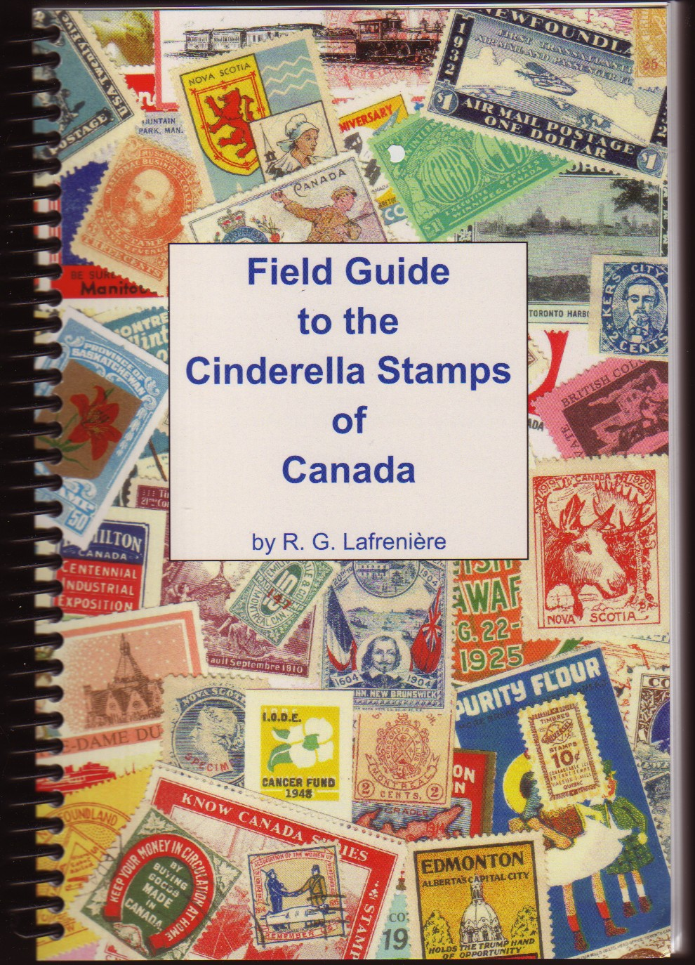 Field Guide To The Cinderella Stamps Of Canada