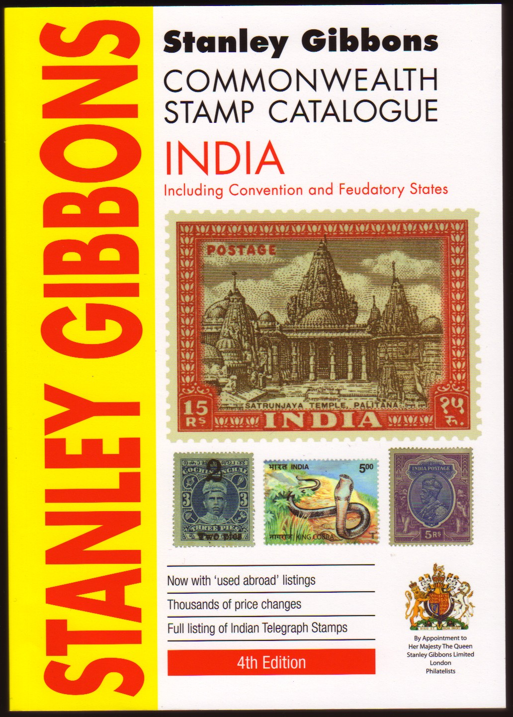 Stamp Catalogs - Armstrong's Stamps- Philatelic Literature - Stamp